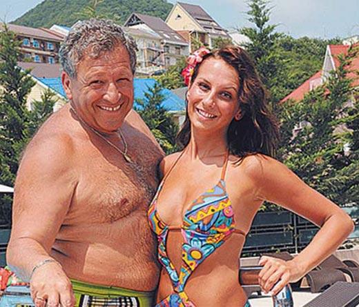 Борис Грачевский и Анна Грачевская