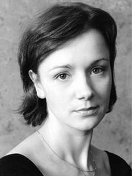 Даниэла Стоянович в молодости