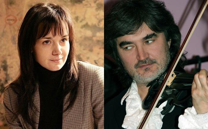 Даниэла Стоянович и Андрей Суротдинов