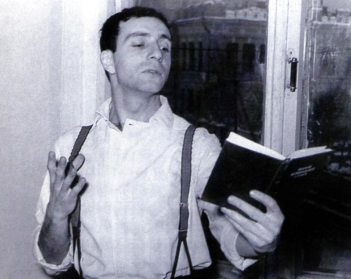 Давид Черкасский в молодости