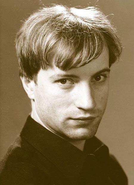 Дмитрий Зеничев в молодости