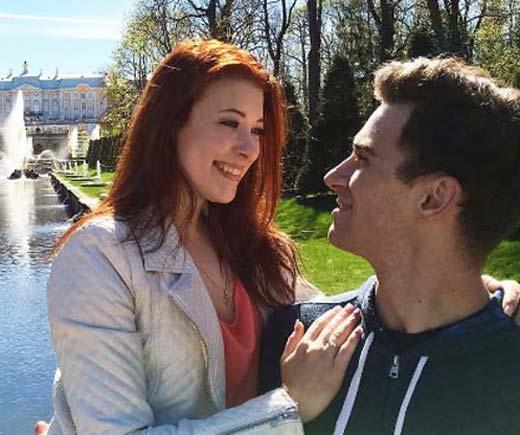 Екатерина Боброва и Андрей Депутат
