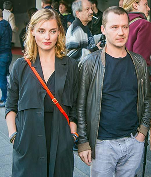 Екатерина Щеглова и Роман Волобуев