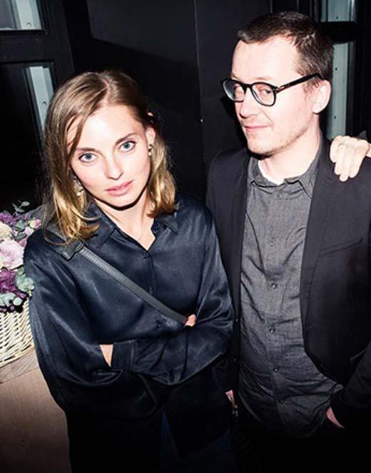 Екатерина Щеглова и Роман Волобуев 2