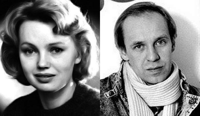 Елена Попова и Александр Феклистов