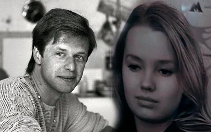 Елена Попова и Борис Гребенщиков