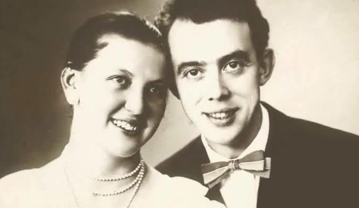 Элеонора Беляева и муж Анатолий Беляев