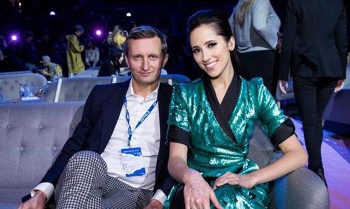 Элина Нечаева и Давид Пярнаметс