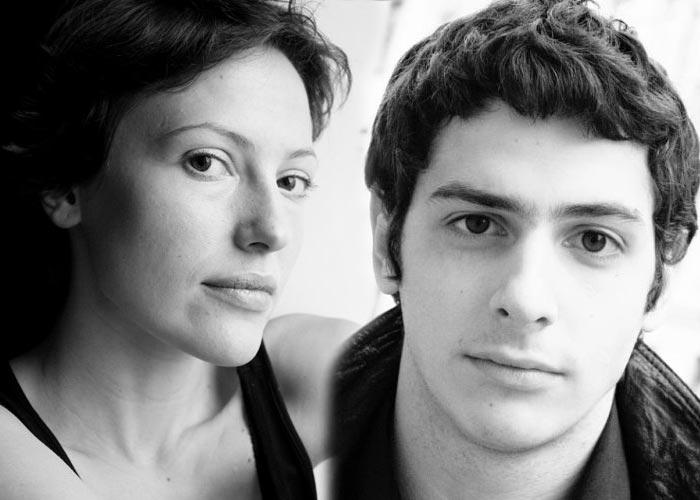 Елизавета Толубеева и Арсений Семенов