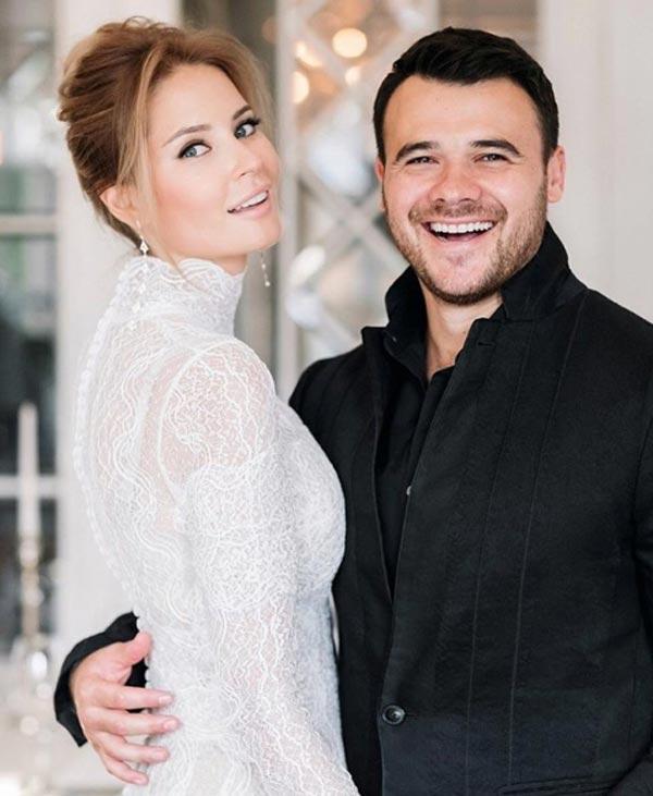 Эмин Агаларов и Алена Гаврилова 2
