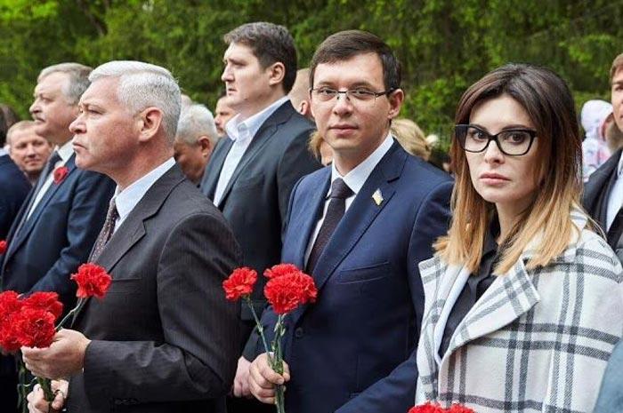 Евгений Мураев и Валерия Таранова 2