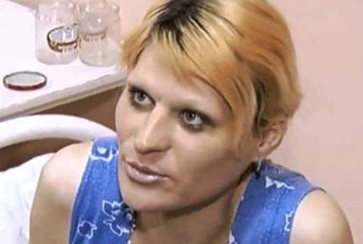 Евгений Сапаев после смены пола 2
