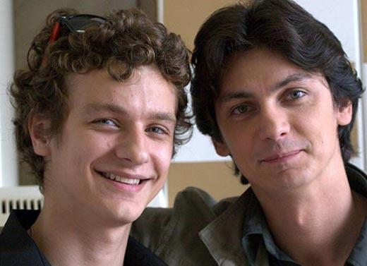 Филипп и Илья сыновья Анатолия Бледного
