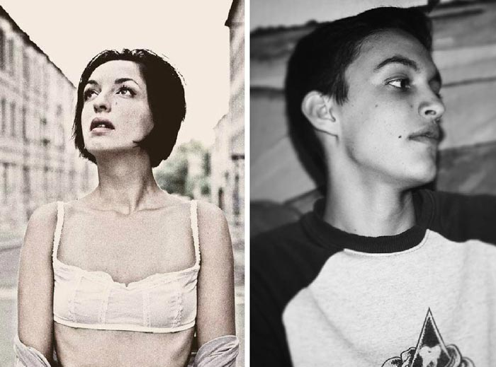 Ганя и Антон дети Натальи Бузько