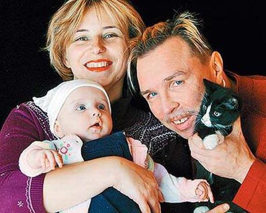Гарик Сукачёв и жена Ольга 2