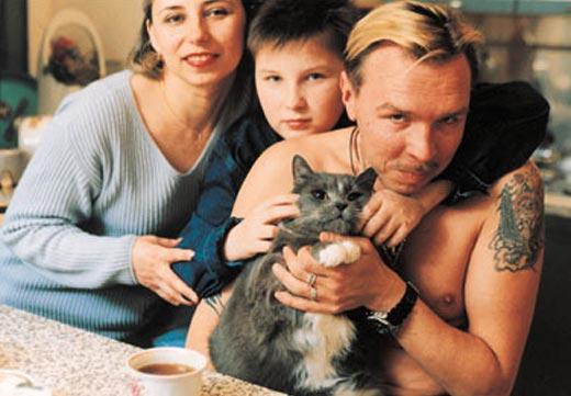 Гарик Сукачёв и жена Ольга 3