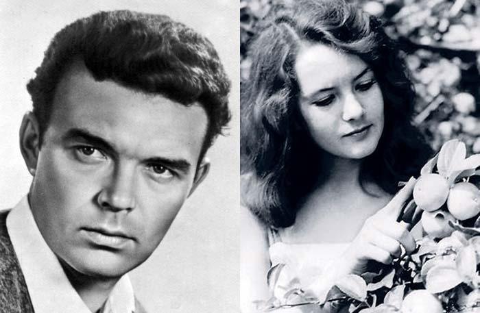 Георгий Епифанцев и жена Татьяна