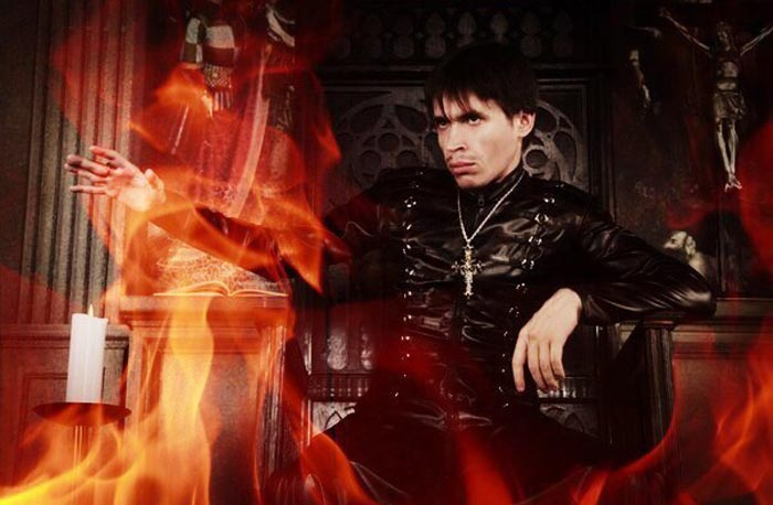 Георгий Малиновский сеанс магии