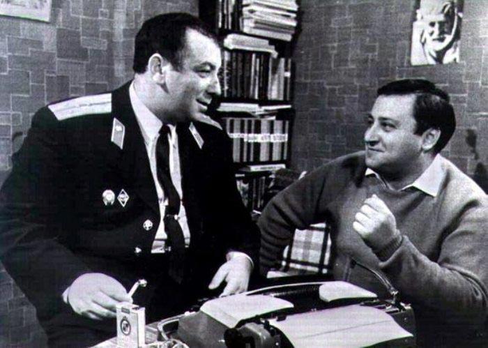 Георгий и Аркадий Вайнеры 2