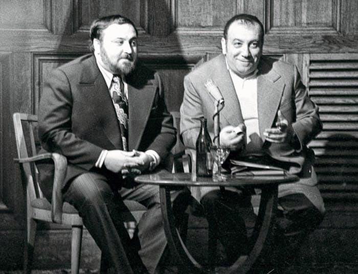 Георгий и Аркадий Вайнеры 3