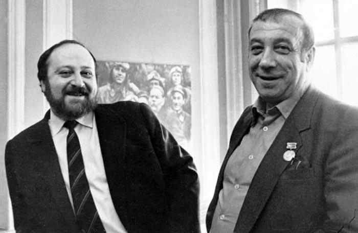 Георгий и Аркадий Вайнеры