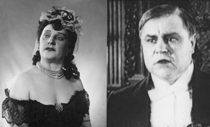 Гликерия Богданова-Чеснокова и Дмитрий Васильчиков