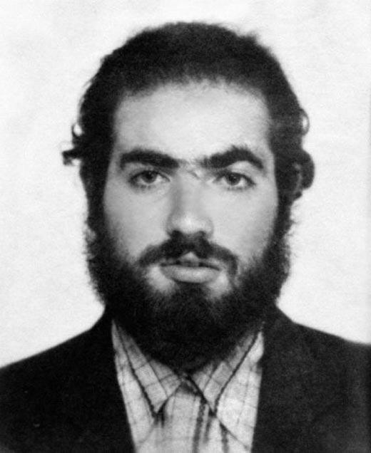 Григорий Перельман в молодости