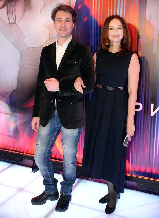 Игорь Оробей и Ирина Безрукова