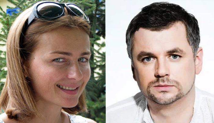 Инна Капинос и Олег Павлишин