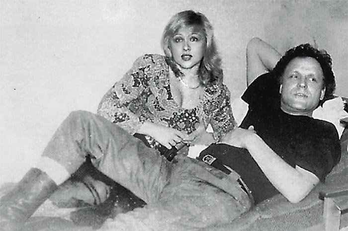 Ирина Грибулина и Николай Ерёменко младший