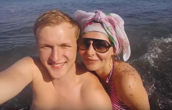 Ирина Сотикова и Алексей Красноцветов 3
