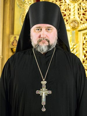 Архимандрит Исидор Игорь Минаев
