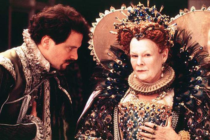 Джуди Денч Влюблённый Шекспир