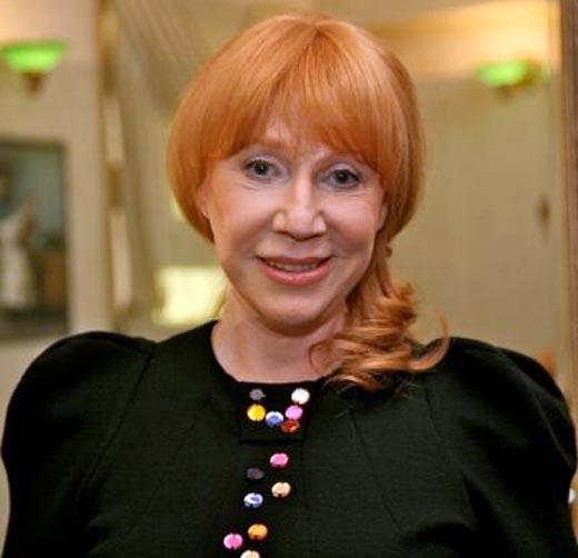 Кира Прошутинская 2