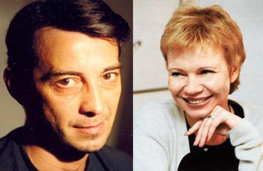 Ксения Ларина и Николай Добрынин
