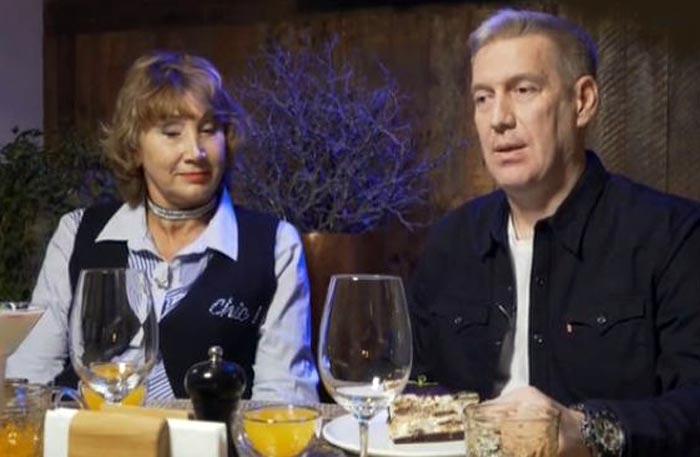 Лариса Копенкина и Олег Семенов