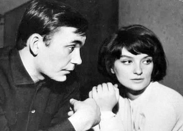 Лариса Шепитько и Элем Климов 2