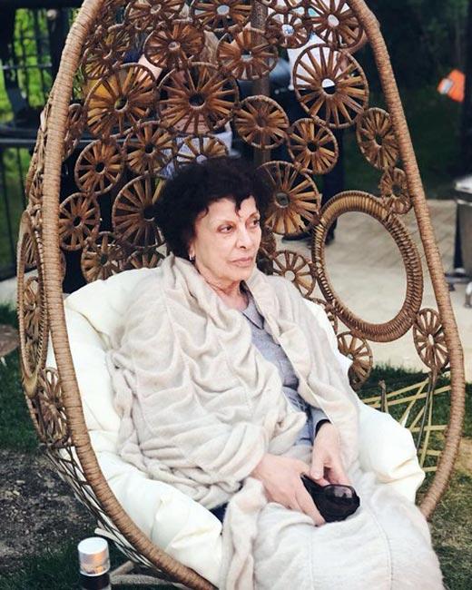 Лаура Геворкян сейчас