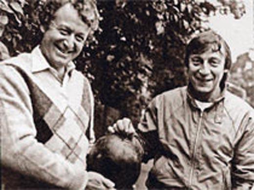 Лион Измайлов и Геннадий Хазанов