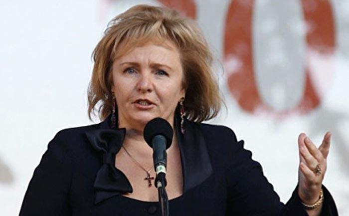 Людмила Путина 2