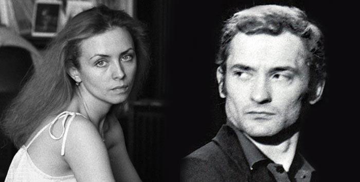 Людмила Семеняка и Михаил Лавровский