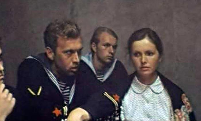Людмила Ярошенко Аллегро с огнём