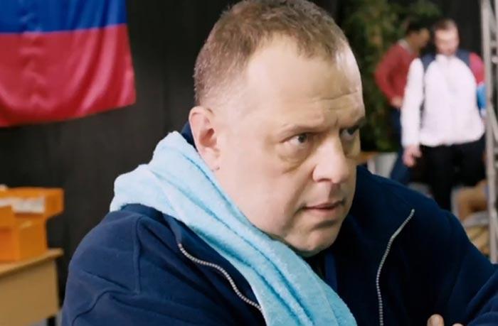 Максим Пинскер Тяжеловес