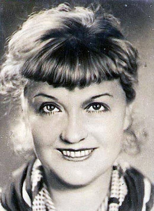 Мария Бабанова 3