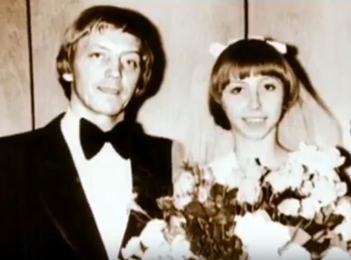 Марис Лиепа и Нина Семизорова