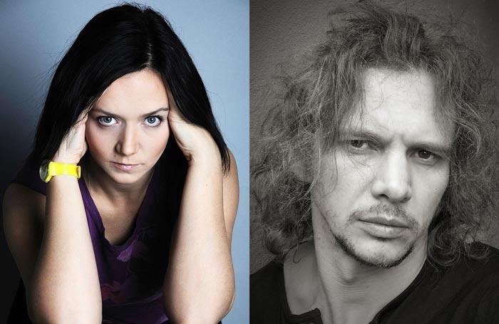 Мария Казначеева и Дмитрий Жойдик
