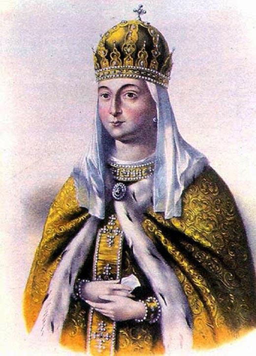 Мария Нагая 2