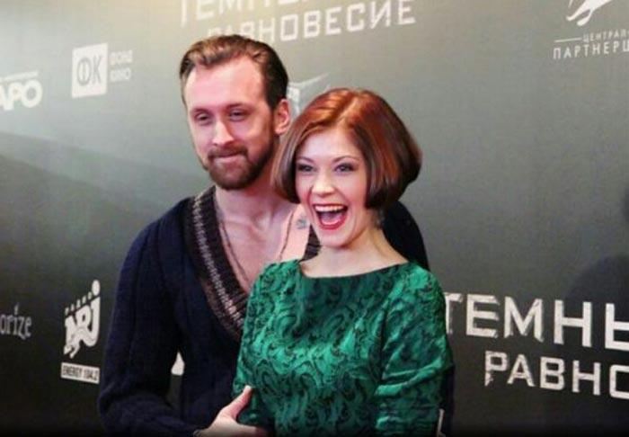 Мария Пирогова и Данила Якушев