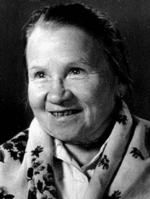 Мария Скворцова
