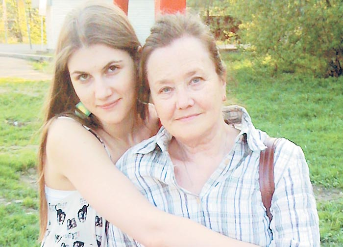 Марьяна Спивак и Жанна Прохоренко